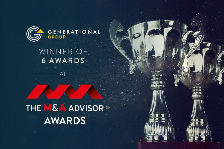 M&A Advisor Awards 2020